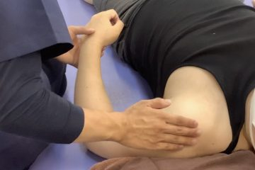 麻痺側の肩や腕の痛み・亜脱臼について